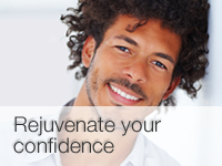 Rejuvenate your confidence